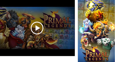 Best Game Primal Legends