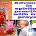 "P21, Advance in spiritual practice with true prayer ""गुरु खोलिए वज्र कपाट,..."" महर्षि मेंहीं पदावली अर्थ सहित।"