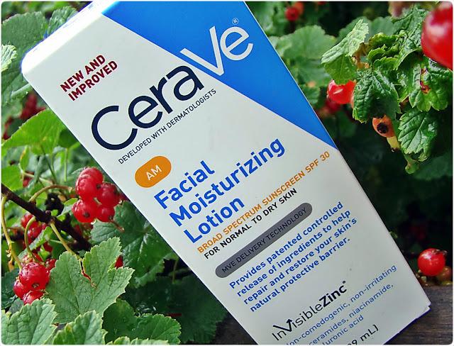 CeraVe Facial Moisturizing Lotion AM. Утренний Увлажняющий лосьон для лица, SPF 30