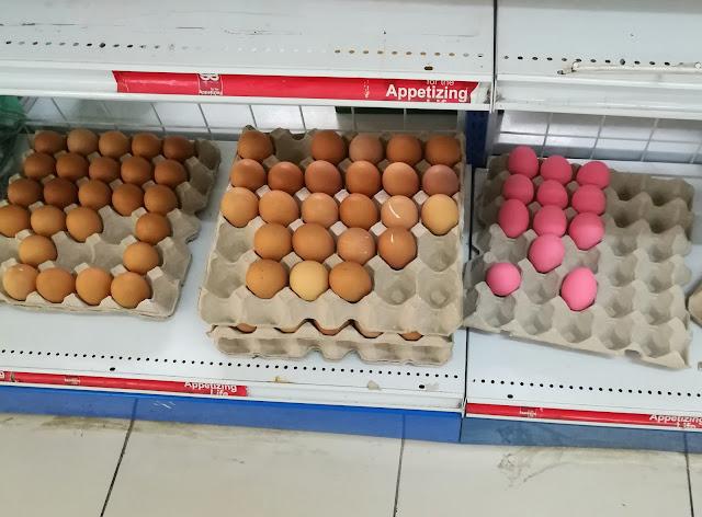 Таиланд, яйца (Thailand, eggs)