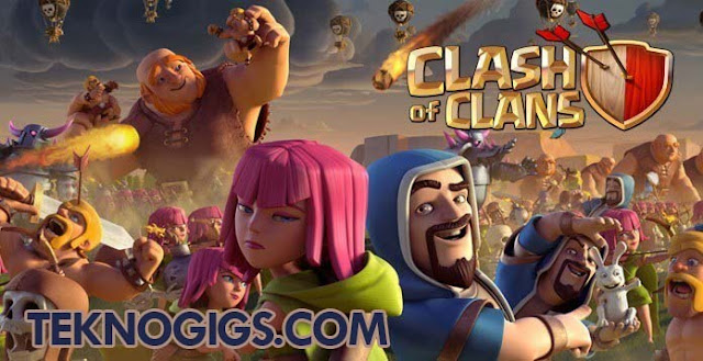 Clash of Clans 8.709.2 APK