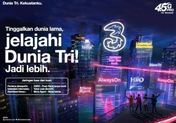 website dari 3 Indonesia