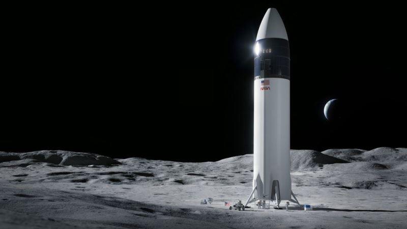 Prototipe Terbaru SpaceX Starship, Sukses Lakukan Pendakian dan Pendaratan