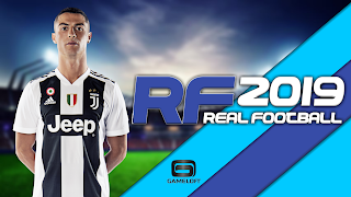 Real Football 2019 Android Offline 500 MB Best Graphics