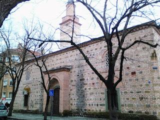 West Side, Turkish Mosque, Yambol,