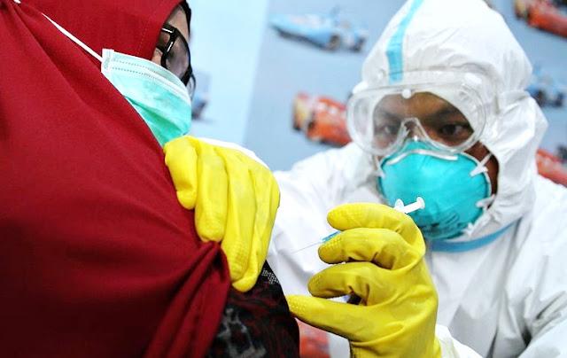 Pemerintah Bakal Sebar SMS, Penerima SMS Wajib Disuntik Vaksin