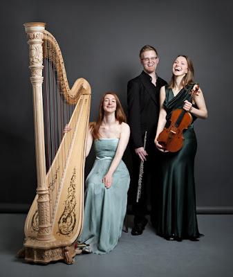Trio Anima (Anneke Hodnett, Matthew Featherstone, Rosalind Ventris)