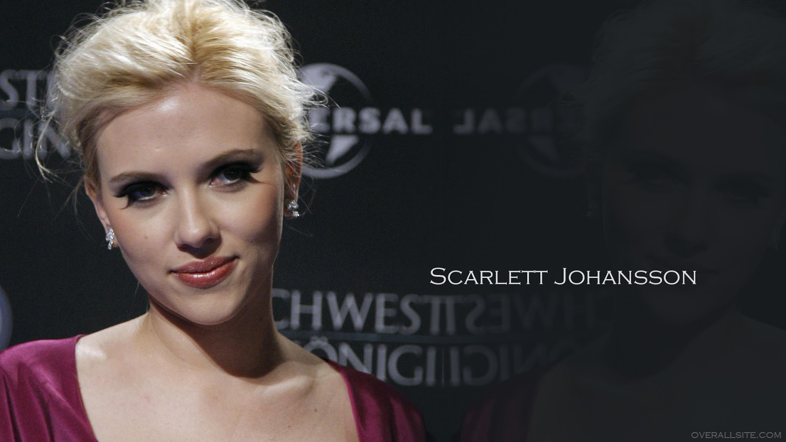 Scarlett Johansson Wallpaper: ALL ABOUT HOLLYWOOD STARS: Scarlett Johansson New HD