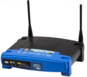 Router a network device