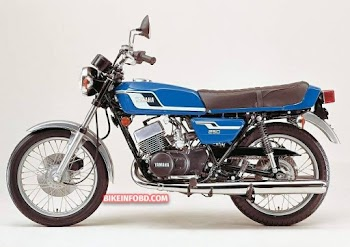 Yamaha RD250 Specifications, Review, Top Speed, Picture, Engine, Parts & History