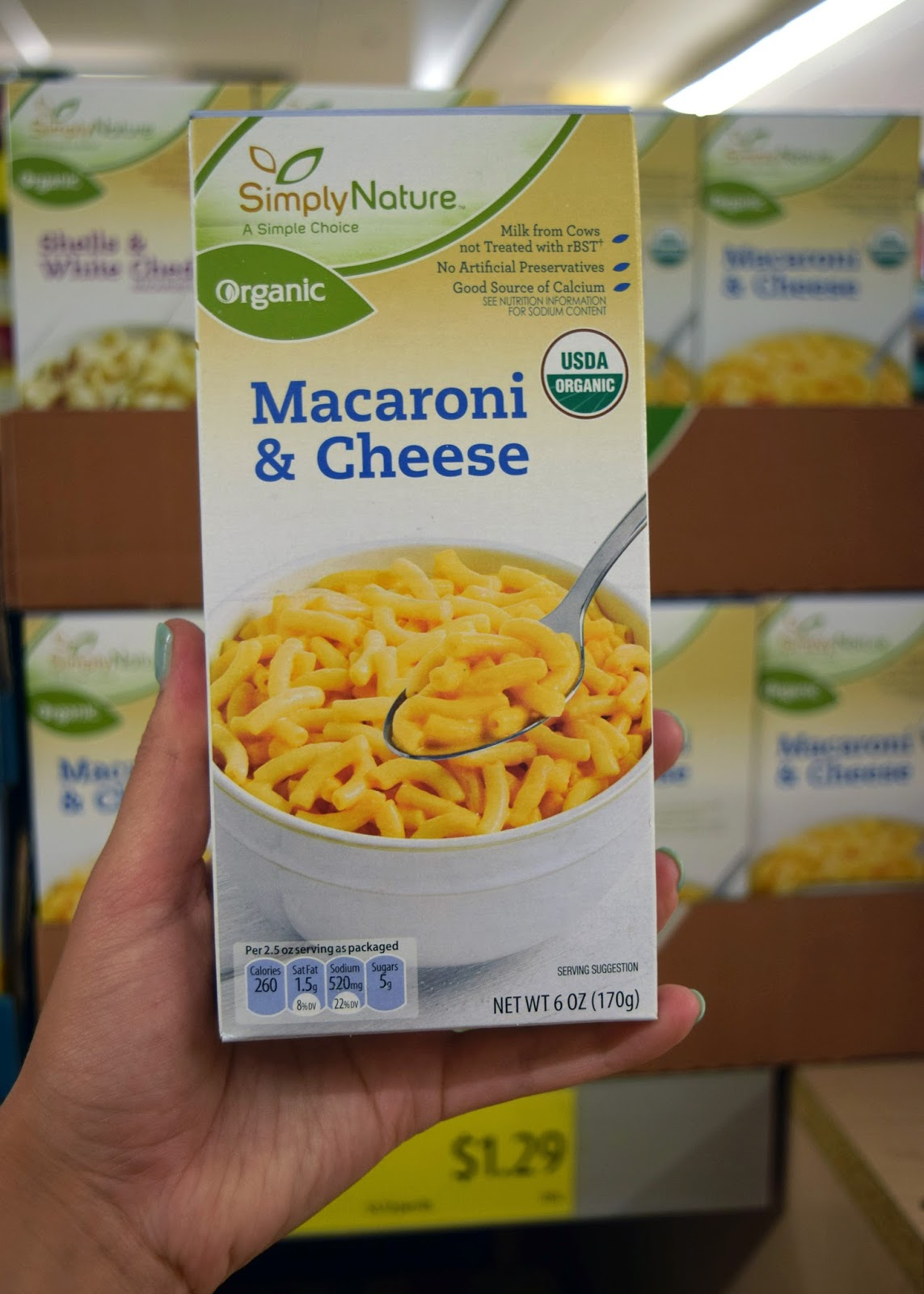 Nature S Promise Mac And Cheese