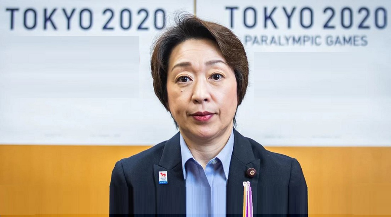 Hashimoto will become the chairperson of the Olympic Organizing Committee