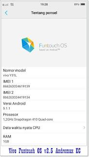 Custom Rom Vivo Funtouch OS v2.5 Andromax EC Terbaru