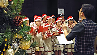 How Christmas is celebrated in Vietnam