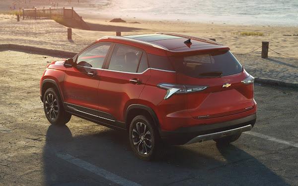 GM confirma SUV compacto Chevrolet Groove no México