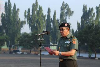 Panglima TNI :  Pelihara dan Tingkatkan Terus Kemanunggalan TNI Dengan Rakyat