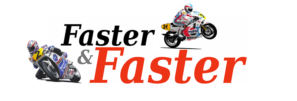 Faster and Faster