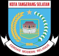 Logo Kota Tangerang Selatan PNG