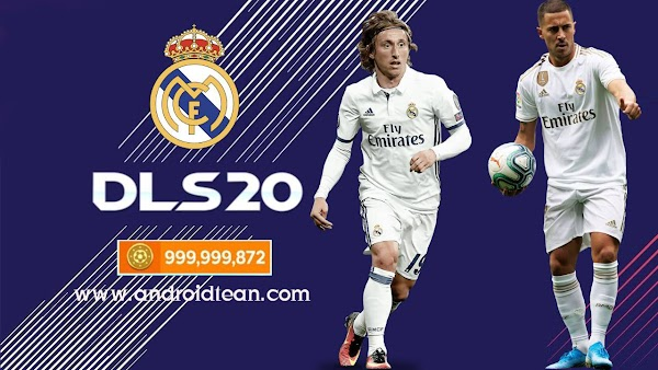 DLS 20 MOD Unlimited Money (Real Madrid) Team Download
