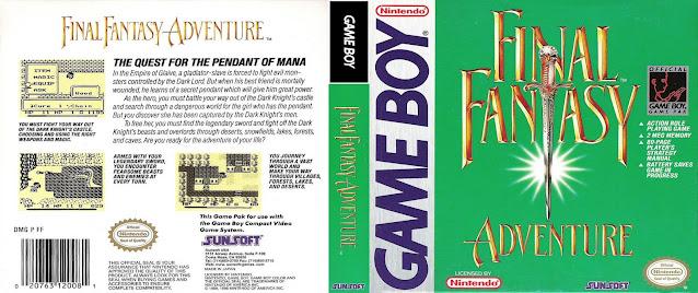game boy final fantasy adventure cover