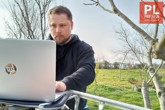 FIA entrega computadores a 14 jóvenes de zonas rurales
