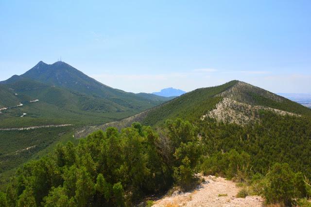  المحميات الطبيعية في تونس ، الحديقة الوطنية بـبوقرنين