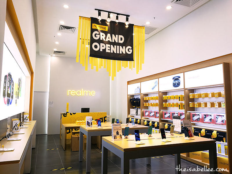 realme Malaysia's New Experience Store at Nu Sentral KL!