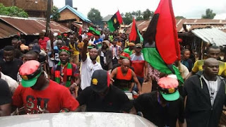 Biafran agitation trying to be killed by Igbo political contractors —IPOB.
