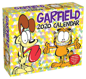 Garfield 2020 Day-to-Day Calendar