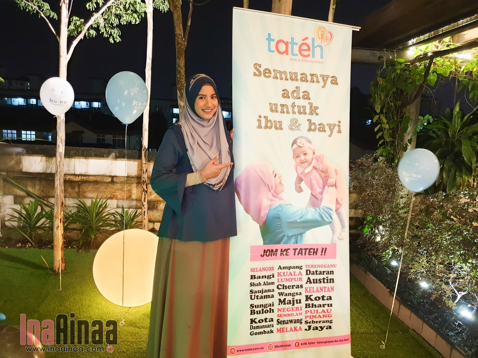 KUKU DUCKBILL MALAYSIA - Hak Milik Ina Ainaa