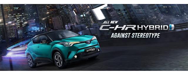 Promo Harga Toyota C-HR 2021