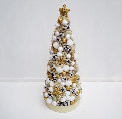 Kúpenyő, mini karácsonyfa