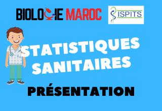 STATISTIQUES SANITAIRES -ISPITS- Présentation géné