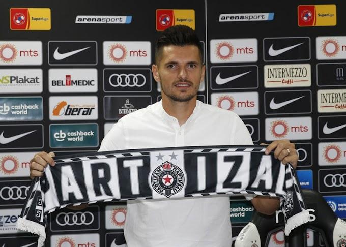 Goran Zakarić novi član Partizana! (VIDEO)