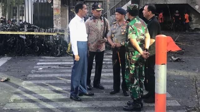 Kemarahan Kapolri Sudah Di Ubun Ubun, Minta Jokowi Tegas & Berani Lakukan Hal Ini Lantaran DPR RI Lelet Tak Segera Sah Kan RUU Anti Terorisme