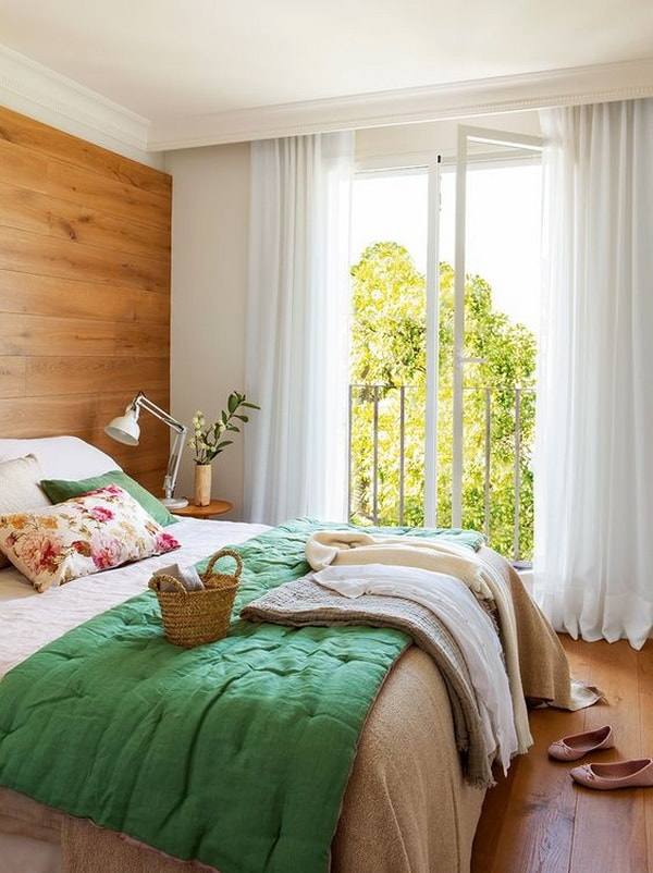 How To Make Charming Small Bedrooms Design Ideas - Easy and Amazing 9