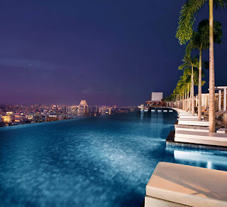 Skypark Marina Bay Sands Resort di Singapore