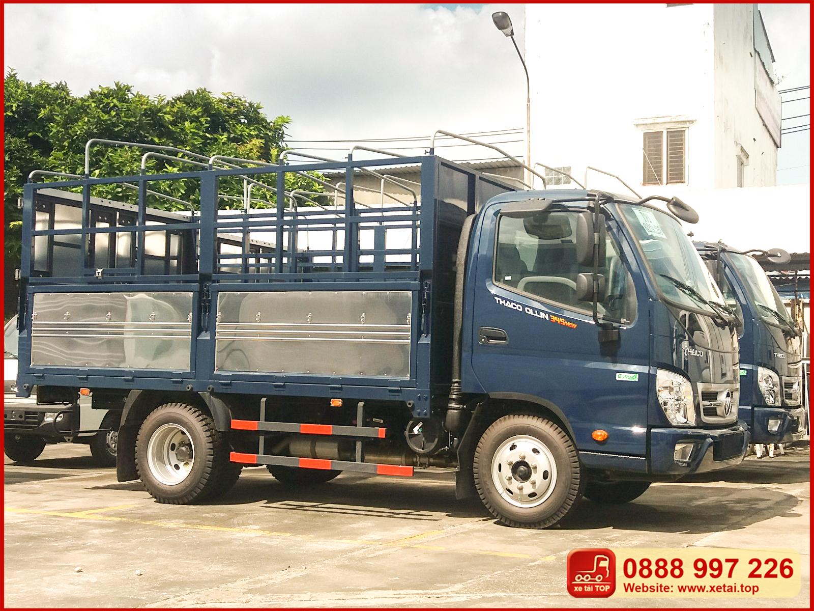 xe-tải-OLLIN-345-tải-trọng-2.4-tấn