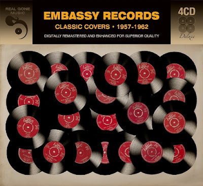 Embassy Records Classic Covers 1957-1962