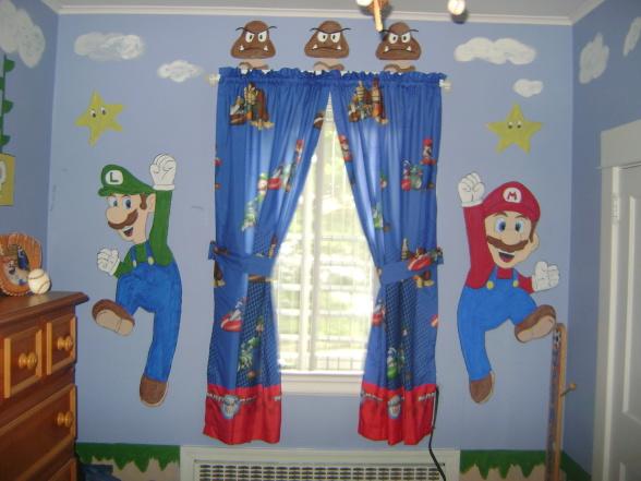 Super Mario Bedroom Decorating Ideas Bedroom Style Ideas – Mario Bedroom Decor