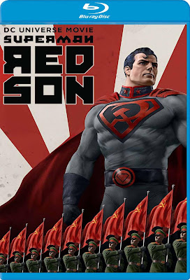 Superman Red Son [2020] [DB25] [Latino]
