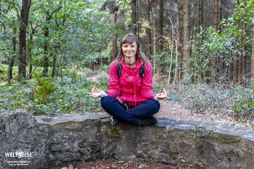 Maria am Lusthäuschen www.WELTREISE.tv