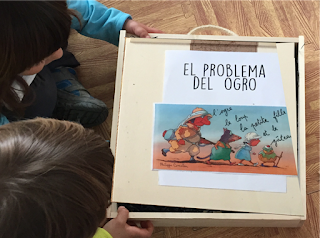resolución de problemas educación infantil