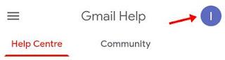 click blank profile icon