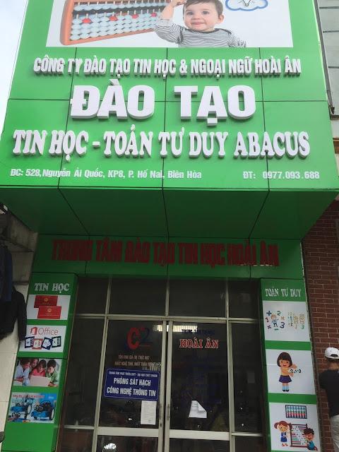 Lịch khai giảng toán tư duy soroban tại Biên Hòa