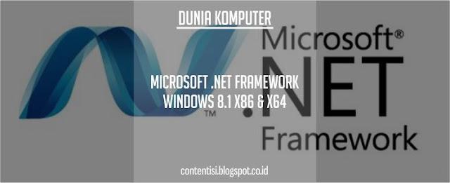 Microsoft .NET Framework Windows 8.1 x86 & x64