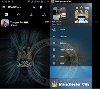 Kumpulan BBM Mod Thema Klub Sepak Bola Versi Terbaru