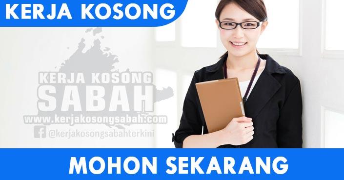 Kerja Kosong Sabah 2021 | Admin Clerk - Inanam