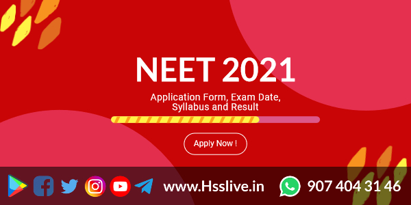 neet 2021-exam date application syllabus