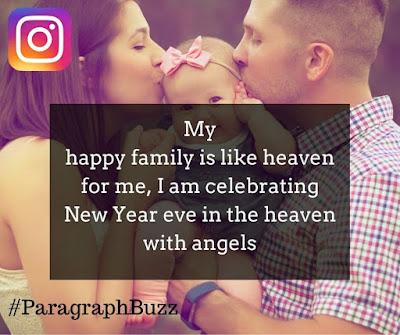 New Year Instagram Captions